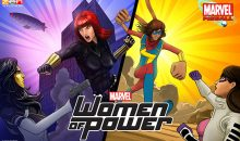 Marvel pinball tables Women of Power