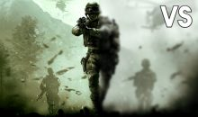 Modern Warfare vs Modern Warfare Remastered Featured