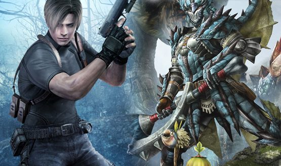 Resident Evil Monster Hunter Movie 555x328