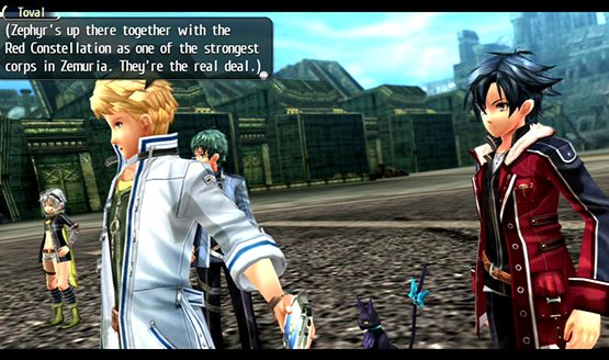 The Legend of Heroes Trails of Cold Steel II 03