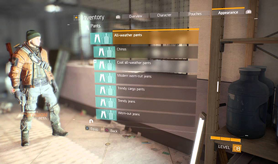 The Division update 1.4