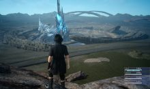 Final Fantasy XV map size