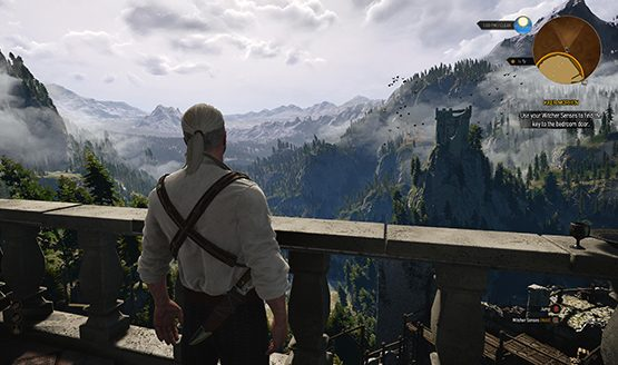 Witcher 3 PS4 Pro