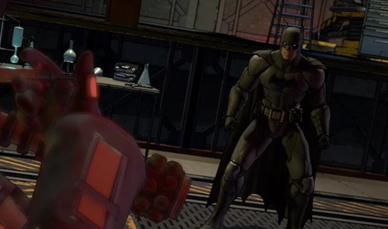 Batman telltale series episode 3 review new world order 2