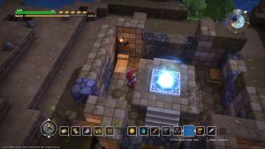 Dragon Quest Builders live stream