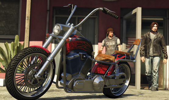 Latest GTA Online Bikers Update Includes New Cars and
