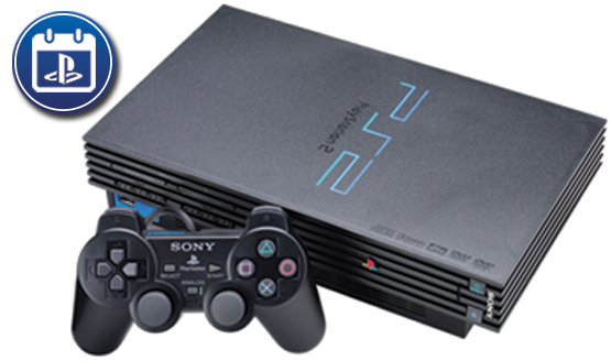This Day in PlayStation History – PS2 Launch