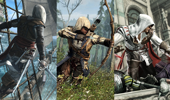 Assassins Creed Games Ranked From Best To Worst