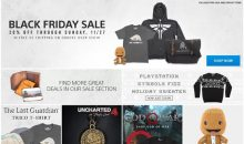 PlayStation Gear Black Friday 2016