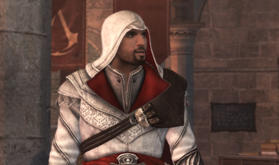 The Assassin's Creed II Remaster Has Some Issues