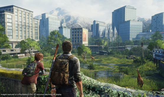 Last of Us Remastered PS4 Pro: 2160p/30fps or 1800p/60fps