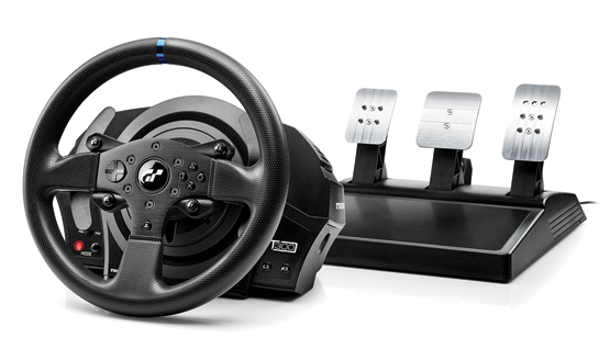 thrustmaster t300rs gt edition compatible with ps4 and ps3. Black Bedroom Furniture Sets. Home Design Ideas