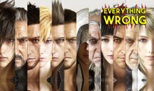 Everything Wrong With Final Fantasy XV Featured