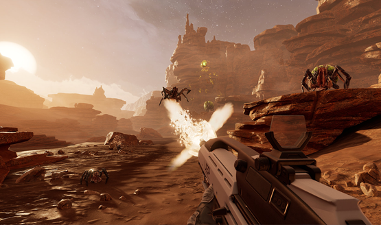 Farpoint PSX Preview 2