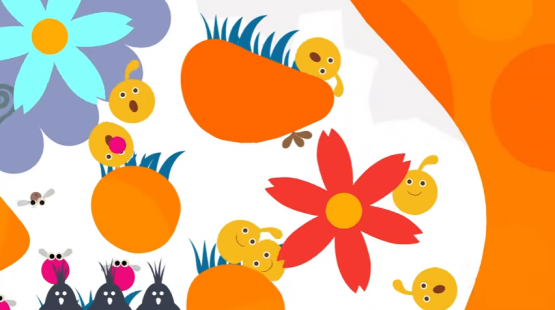 LocoRoco PS4 Preview