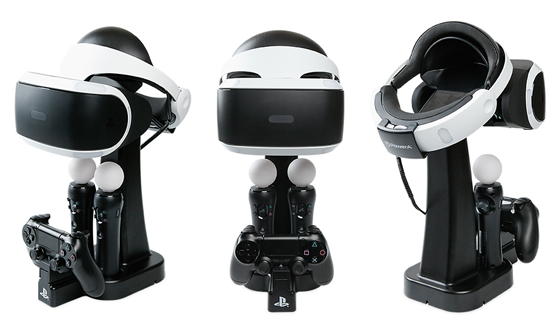 PSVR Charge and Display Stand Review