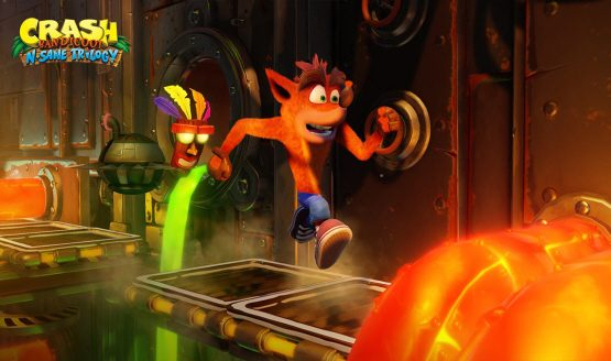Yes, the Crash Bandicoot Remaster Really is Harder than the Original