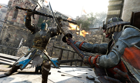 Ubisoft Swings Ban Hammer On Thousands Of Dishonorable 'For Honor' AFK Farmers