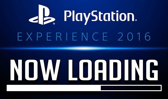 Now Loading...PlayStation Experience 2016 Predictions