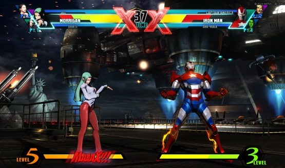Marvel vs Capcom 3 Australia delay