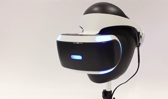 Official PlayStation VR Headstand Announced