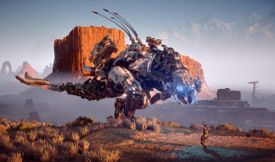 Horizon Zero Dawn AMA Reveals Which Machine Was Designed First, Difficulty of Transitioning From Killzone & More