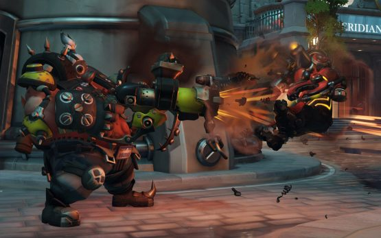 Roadhog Nerf Coming to Overwatch Soon
