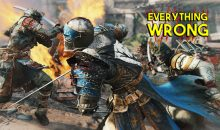 Everything Wrong With For Honor Featured