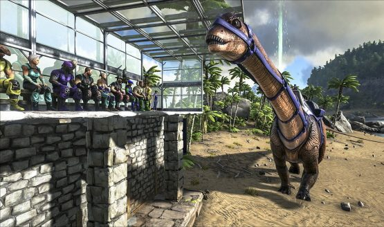 ARK: Survival Evolved Update 1.09 Today on PS4 Includes Crash Fixes