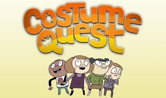 Costume Quest Cartoon Announced for 2018 Release On Amazon By Netflix's Castlevania Studio