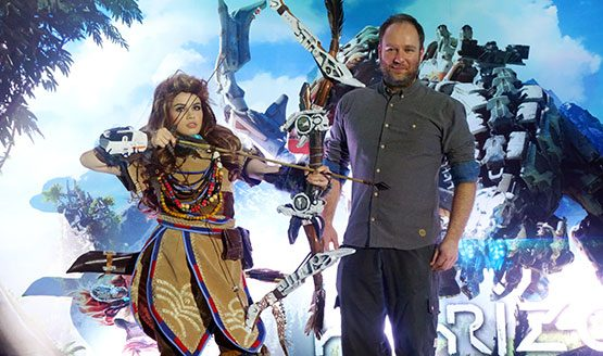 Guerrilla Games Talks Horizon Zero Dawn - Mystery and Discovery