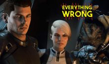 Everything Wrong With Mass Effect Andromeda Featured