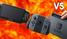 Nintendo Switch vs PS Vita Launch Day Lineups Featured