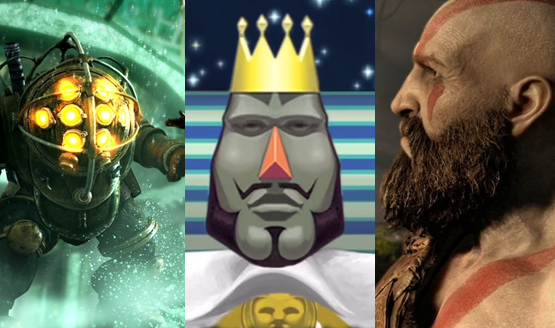 10 Best Video Game Dads