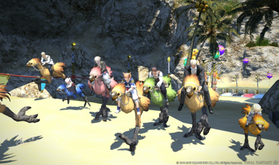 Get Your Free Copy of Final Fantasy XIV Today