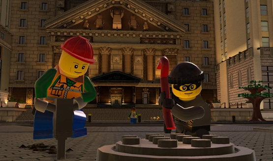 Lego City undercover review 2