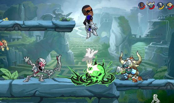 Brawlhalla Founders Pack for PS4 launches August 1