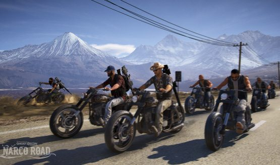 Ghost Recon Wildlands First Expansion, Narco Road, Coming April 18