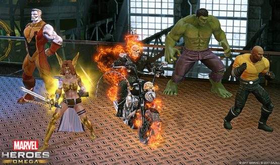 Marvel Heroes Shutting Down As Disney End Partnership With Gazillion
