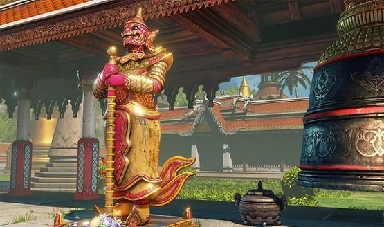 Street Fighter V takes Thailand to school with new DLC