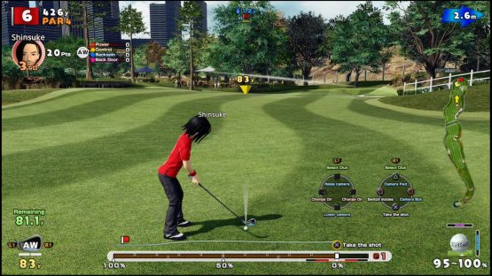Everybody's Golf Beta Preview ? Sinkin' Putts (PS4)