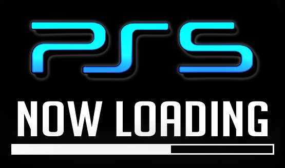 Now Loading PS5