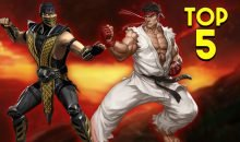 Top 5 Fighting Game Characters Featured