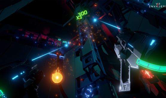 VR Invaders Review – Drone Killer (PSVR)