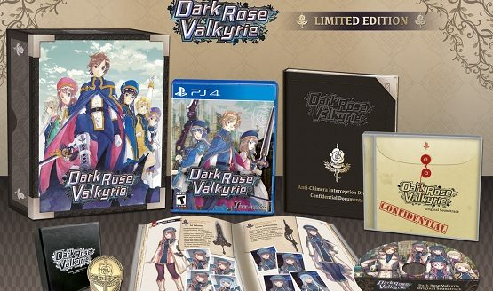 dark rose valkyrie LE