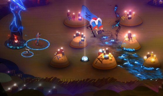 Pyre Launches on July 25 for PS4 & PC