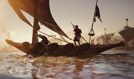 Assassins Creed Origins file size