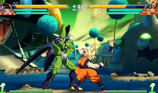 PSA: You Can Download the Dragon Ball FighterZ Open Beta