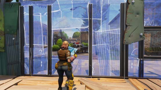 how to build quickly in fortnite ps4
