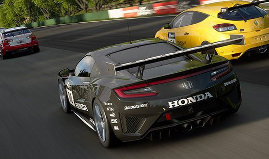 sony takes down gran turismo sport vr trailer. Black Bedroom Furniture Sets. Home Design Ideas